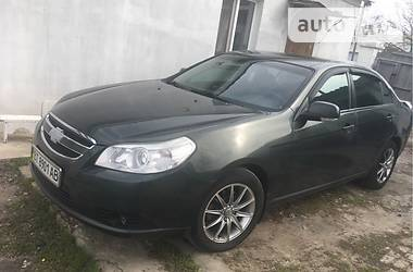 Chevrolet Epica 2006