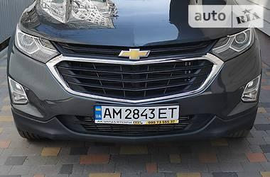 Внедорожник / Кроссовер Chevrolet Equinox 2018 в Житомире