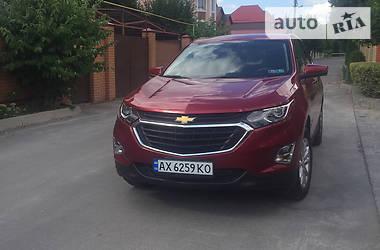 Внедорожник / Кроссовер Chevrolet Equinox 2018 в Харькове