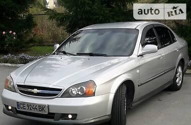 Chevrolet Evanda 2005 в Черновцах