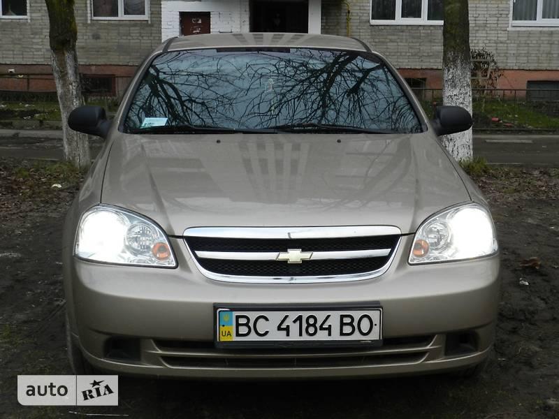 Chevrolet Lacetti 2008 в Радехове