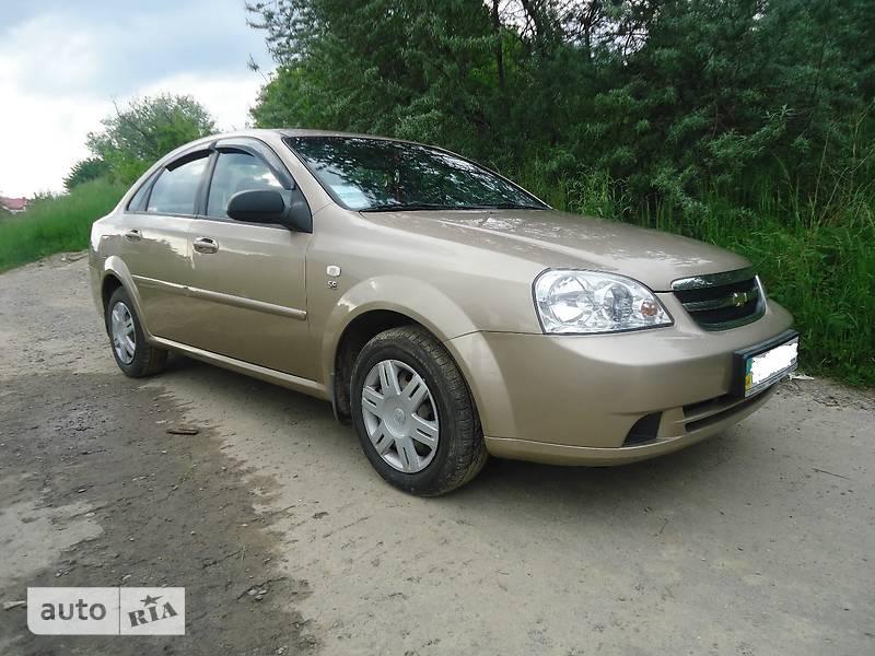 Chevrolet Lacetti 2005 в Львове