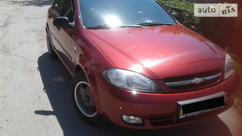 Chevrolet Lacetti 2008 года в Одессе