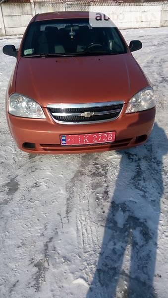 Chevrolet Lacetti 2006 року