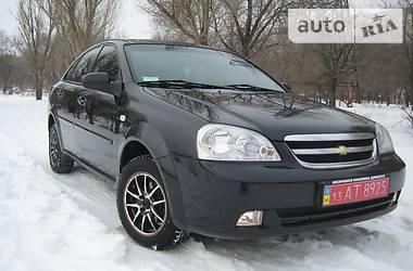 Chevrolet Lacetti 1.6 SE 2012