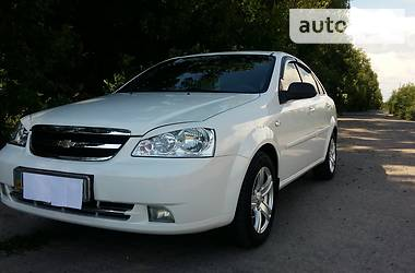 Chevrolet Lacetti 2009 в Сумах