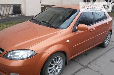 Chevrolet Lacetti 2006 в Донецке