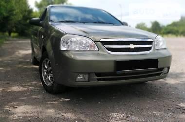 Седан Chevrolet Lacetti 2005 в Ужгороде