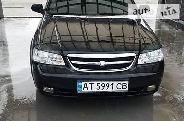 Седан Chevrolet Lacetti 2007 в Ивано-Франковске