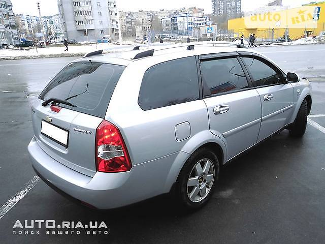 Chevrolet Lacetti 2005 в Шахтарске