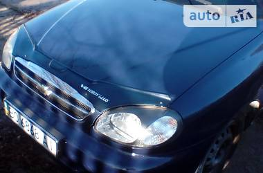 Седан Chevrolet Lanos 2007 в Тысменице