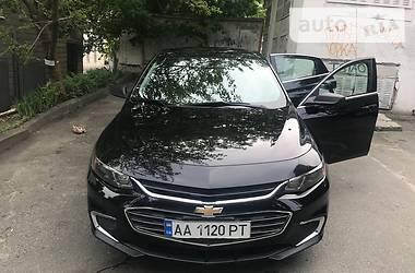 Седан Chevrolet Malibu 2016 в Киеве