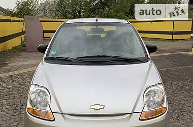 Chevrolet Matiz 2009 в Гайвороне