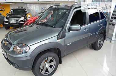 Chevrolet Niva 2017 в Хмельницком