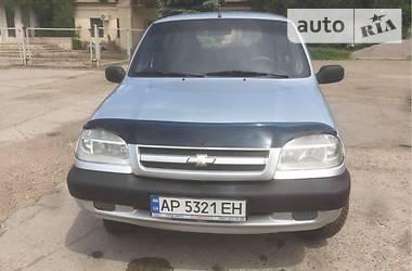 Chevrolet Niva 2005 в Бердянске