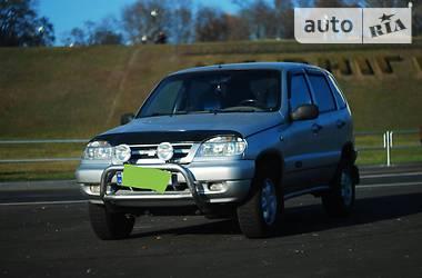 Chevrolet Niva 2005 в Чернигове