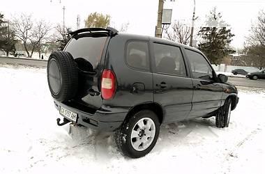 Chevrolet Niva 2008 в Полтаве