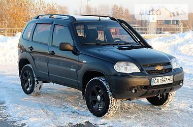 Chevrolet Niva 2015 в Киеве
