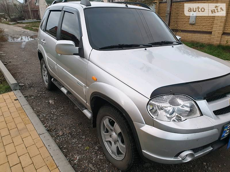 Chevrolet Niva 2010 в Сумах