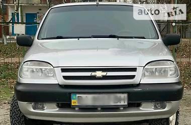 Chevrolet Niva 2004 в Кременчуге