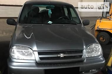 Chevrolet Niva 2006 в Борисполе