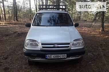 Chevrolet Niva 2005 в Новомосковске