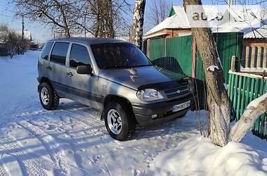 Chevrolet Niva 2006 в Краснополье