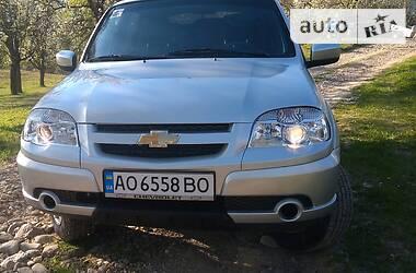 Chevrolet Niva 2016 в Тячеве