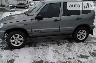 Chevrolet Niva 2005 в Тернополе