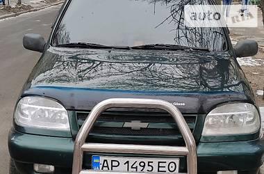 Chevrolet Niva 2004 в Бердянске
