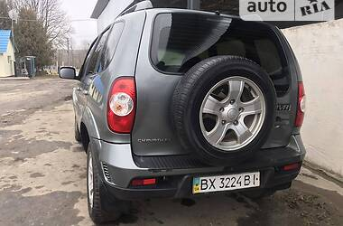 Chevrolet Niva 2012 в Хмельницькому