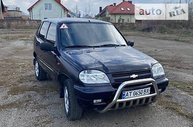 Chevrolet Niva 2005 в Ивано-Франковске