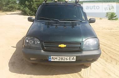 Позашляховик / Кросовер Chevrolet Niva 2005 в Коростені