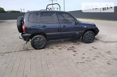 Внедорожник / Кроссовер Chevrolet Niva 2005 в Тернополе