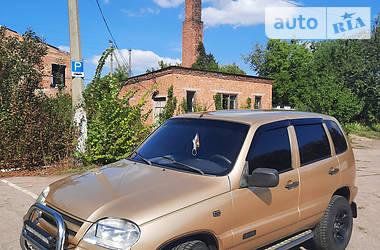 Внедорожник / Кроссовер Chevrolet Niva 2005 в Городище