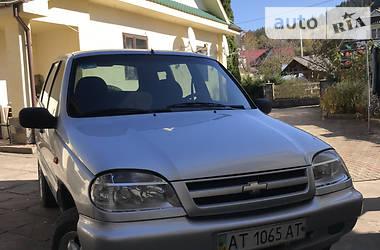 Внедорожник / Кроссовер Chevrolet Niva 2006 в Ивано-Франковске
