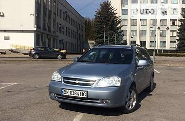 Универсал Chevrolet Nubira 2009 в Ровно