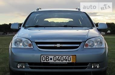 Универсал Chevrolet Nubira 2010 в Виннице
