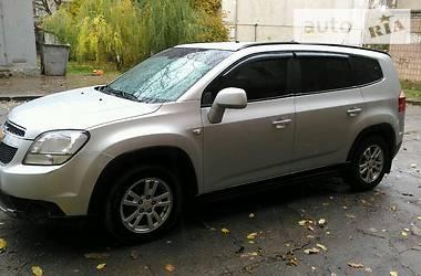 Chevrolet Orlando 2011 в Луганске