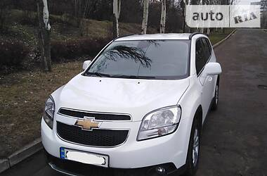 Chevrolet Orlando 2011 в Запорожье