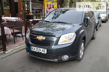 Chevrolet Orlando 2017 в Киеве