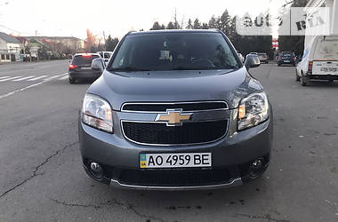 Chevrolet Orlando 2013 в Ужгороде