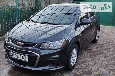 Chevrolet Sonic 2017 в Одессе