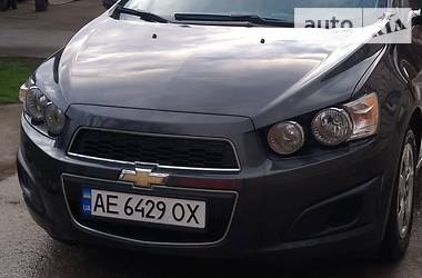 Chevrolet Sonic 2016 в Петриковке