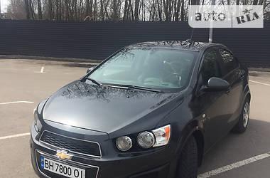 Chevrolet Sonic 2015 в Одессе