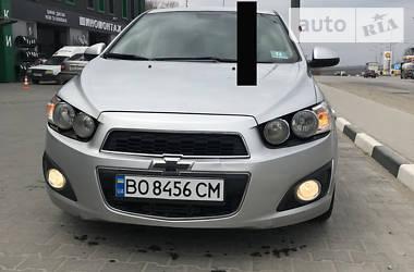 Chevrolet Sonic 2011 в Тернополе