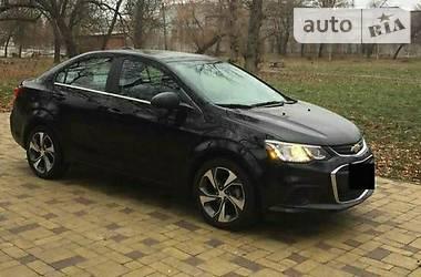 Седан Chevrolet Sonic 2019 в Ивано-Франковске