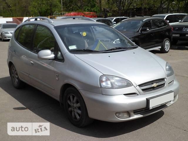 Chevrolet Tacuma 2008 в Николаеве