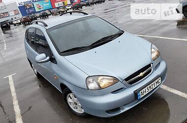 Chevrolet Tacuma 2004 в Харькове