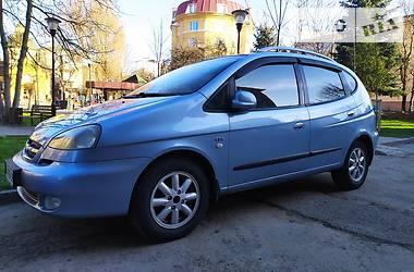 Мінівен Chevrolet Tacuma 2005 в Івано-Франківську